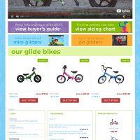 Glide Bikes - Homepage